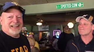 Brewers shuttle driver marks his 999th straight regular season game