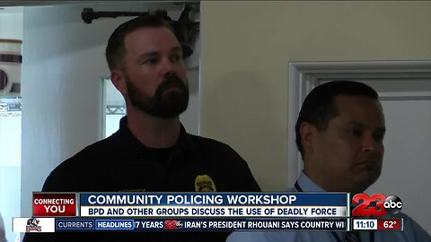 BPD discusses the use of deadly force with local groups
