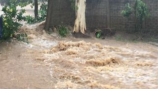 Heavy Rains Flood South Africa's KwaZulu-Natal Province - Video