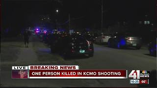 Gunfire claims another life in latest Kansas City, Missouri, murder - Video