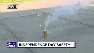 Grilling & Fireworks Safety - Video