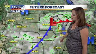 Jesse Ritka's Wednesday 10pm Storm Team 4cast - Video