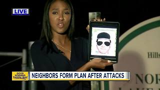 Neighborhood watch forming after trail attack - Video