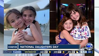 Today is National Daughters Day!
