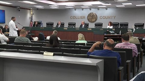 """Collier County decides not to issue """"Stay at Home"""" order"""
