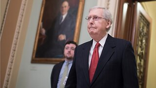 Senate Majority Leader Mitch McConnell Looks To Raise Minimum Age To Buy Tobacco Products