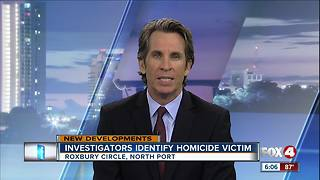 Investigators Identify Homicide Victim - Video