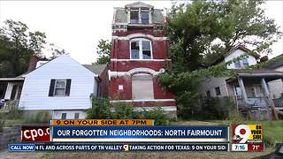 Our Forgotten Neighborhoods: North Fairmount - Video