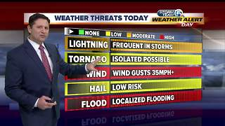 South Florida Thursday morning forecast (10/5/17) - Video