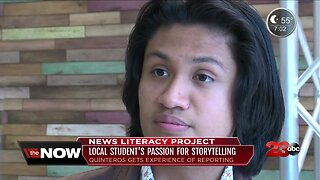 Behind the scenes of the National News Literacy Project