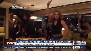 UNLV Rebel Girls in national competition - Video