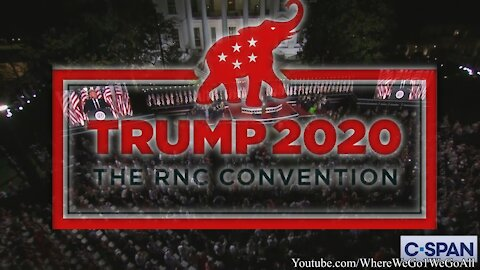 9/9/20 Trumps Many Achievements as told throught the RNC