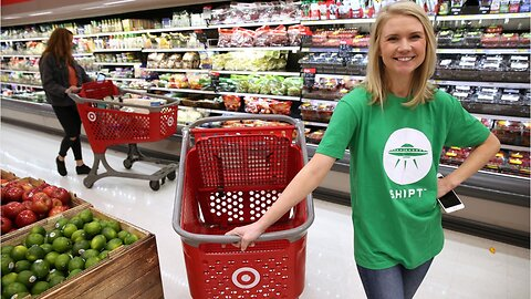 Target offers same-day delivery with shipt