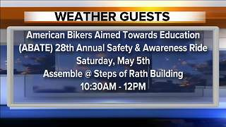 Weather Outside Guests 0502 - Video