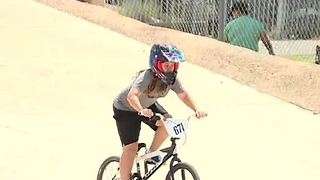 UPDATE: Las Vegas girl with special needs surprised by BMX HOFer's gift - Video