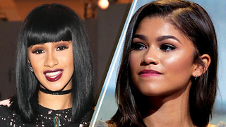 Cardi B & Zendaya Interview Each Other for CR Fashion Book - Video