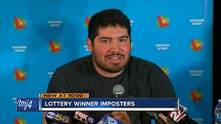 Scammers pose as West Allis Lotto winner to steal money