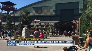 Religious resort would include Disney-like ride - Video