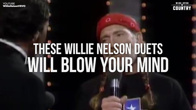 10 of the Best Willie Nelson Duets and Collaborations