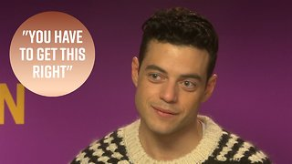Why all the pop star films? Cast of Bohemian Rhapsody weighs in