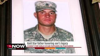 Florida Gold Star father wants to honor son's name, legacy - Video