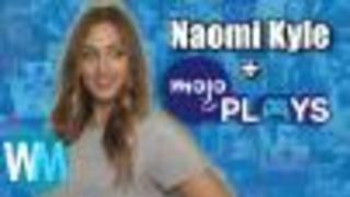 Naomi Kyle Is Partnering With MojoPlays! New Let's Play Series Incoming! - Video