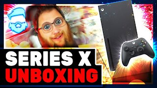XBOX Series X Unboxing & Review! (Comparison To XBOX Series S Too)