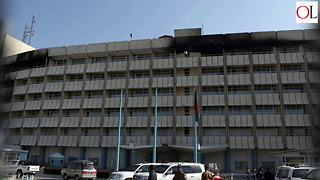 Latest Attack In Kabul, Afghanistan Shows Taliban Still Active Threat - Video