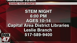 CADL in Leslie holds STEM night - Video