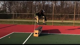 Watch This Blind Skateboarder Pull Off Some Neat Tricks - Video