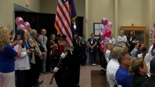 Patients reunited with doctors who saved them - Video