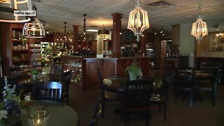 We're Open: Grapevine Cafe