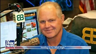 Mark Levin Pays Tribute to Rush