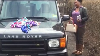 Girl Surprised With A Car For Her Birthday - Video