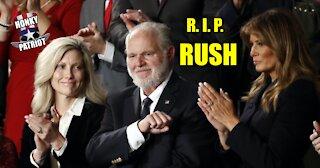 CONSERVATIVE ICON RUSH LIMBAUGH PASSES AT 70