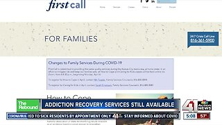 Drug, alcohol addiction agency sees increase in calls