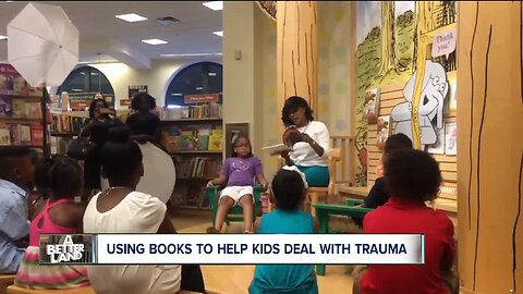 Local teacher helps children learn how to cope with trauma through unique curriculum