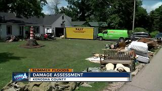 FEMA prepping to tour flood damage in SE Wisconsin - Video