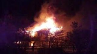 Fire Crews Battle Large Fire at West Chester Senior Living Community - Video