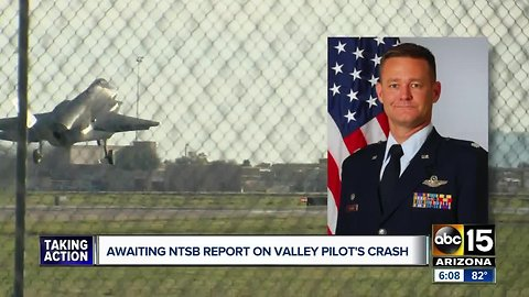 Awaiting NTSB report on Valley pilot's crash