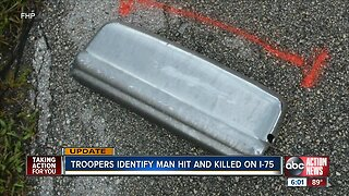 Hit-and-run driver wanted after deadly crash on I-75
