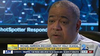 Commissioner Harrison discusses Healthy Holly scandal