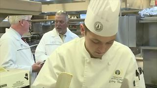 Prestigious chef competition held in metro Detroit - Video