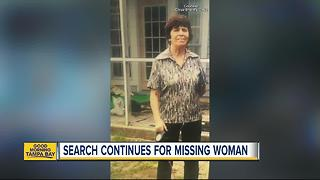 Search continues for missing Citrus County grandmother - Video