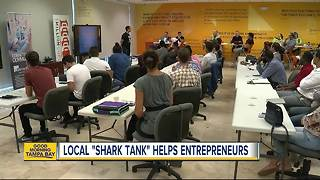 Local 'Shark Tank': Making business dreams come true - Video