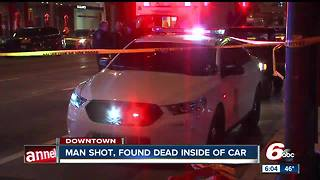 Man flags down officers after passenger shot dead inside truck - Video