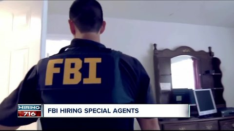 Have you ever dreamed of becoming an FBI agent? The FBI is recruiting