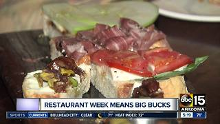 Score a deal during Arizona Restaurant Week - Video
