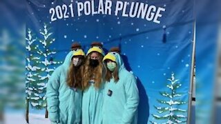 Polar plunge event raising money for Special Olympics