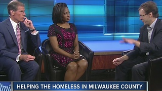 How to help the homeless in Milwaukee County - Video